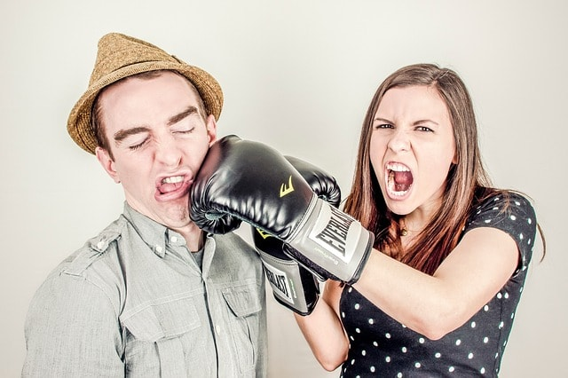 How To Deal With Anger In A Relationship