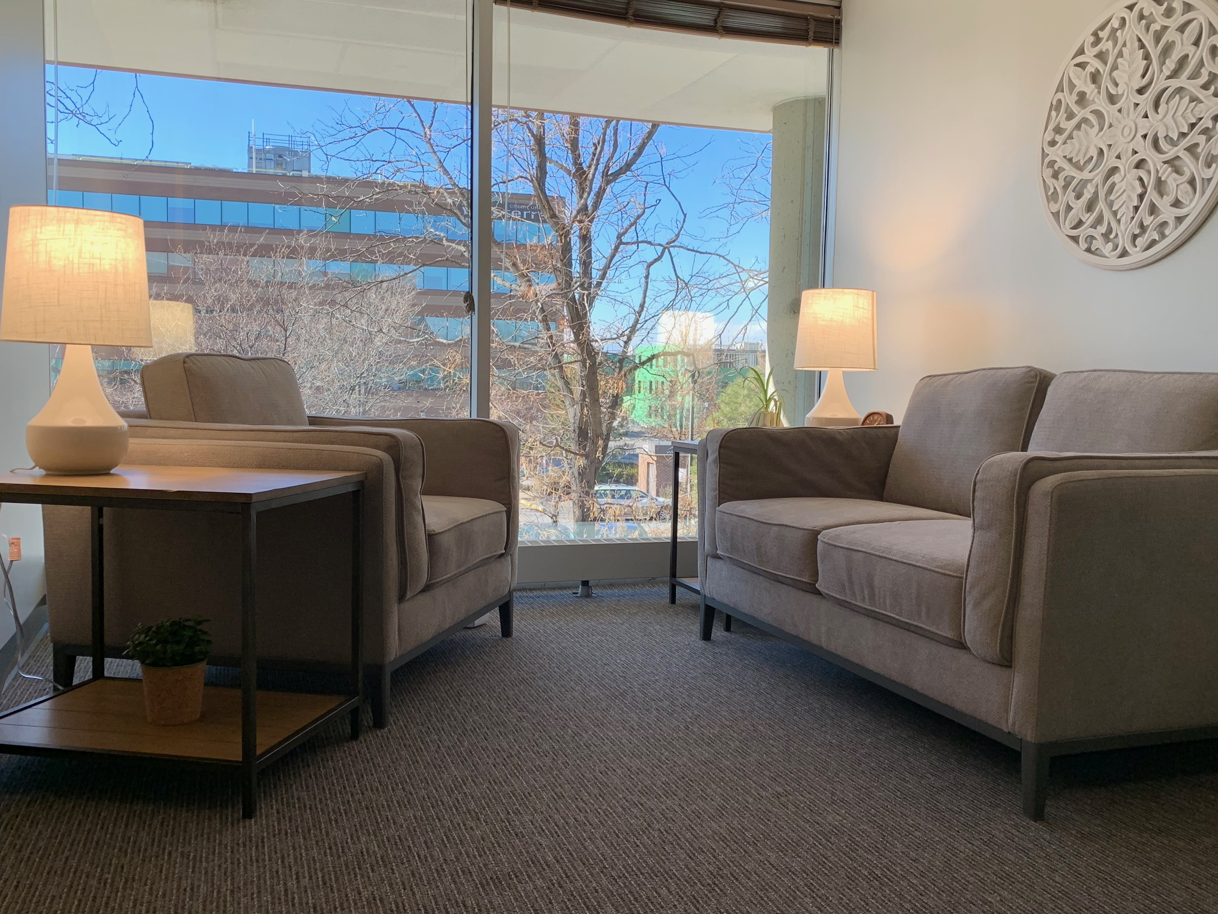 Counseling Office For Rent